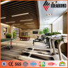Wood Look Aluminum Composite Panel (AE-303)