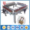 Hjd-E5 Mechanical Screw-Type Screen Stretching Machine From China Manufacturer