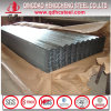 Zinc Coated Corrugated Steel Iron Sheet