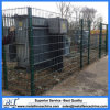 Powder Coated Metal Double Wire Mesh Fence