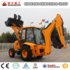Xiniu 8t Backhoe Loader with Cummins Engine&Carraro Axle for Sale