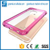 for iPhone 7 Case Transparant Soft TPU Bumper Acrylic Protective Phone Case