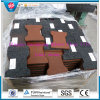 Playground Recycled Rubber Tile/ Safety Rubber Flooring