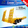 50ton Heavy Duty Low Loader/Lowboy Semi Truck Trailer (LAT9404TDP)