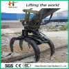 Hot Sale Rotate Wood Grab for Excavator