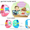Silicon Band Watch GPS Tracker for Kids with Sos Buttom for Help