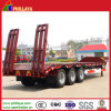 Tri-Axles Gooseneck Low Bed Trailer