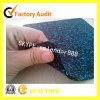 High Density Recycled Tires Rubber Gym DOT Flooring