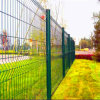 Community Garden Fence/Bending Triangular Welded Mesh Fence for Park