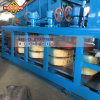 Three-Discs High-Intensity Magnetic Separator for Dry Separation of Weak Magnetic Minerals