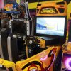 Driving Simulator Coin Operated Car Racing Split Second Arcadeamusement Machine