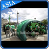 Multifunctional Air Sealed Inflatable Army Green Dome Tent