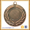 Bronze Academic Zinc Alloy Blank Insert Medal Award Used