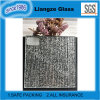 Ultra Clear Glass Diamond Line Decoration Glass