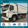 2017 The Newest Type Sinotruk HOWO A7 Dump Truck for Sale