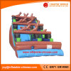 China Inflatable Toy /Jumping Bouncy Castle Bouncer Penguin Slide (T4-187)