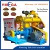 China Machinery with Good Quality Wet Type Fish Feed Machine