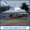 Translucent High Peak 10X10m Pagoda Tent Luxury for Event Party