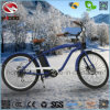 Alloy Frame Man Beach Cruiser Bike with Lithium Battery