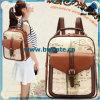 Bw1-072 China Wholesale Used Leather School Bag and Travel Backpack