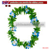 Promotional Leis Hawaiian Garland Hula Hawaii Party Decoration (BO-3015)