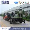Professional Core Drilling Machine! Hf-42A Core Drilling Equipment