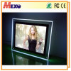 Table-Toped Crystal Photo Frame with Back Light