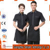 Unisex Short Sleeve House Keeping Staff Uniforms Hotel Uniform