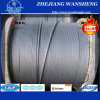 Galvanized Steel Wire Rope with (6*19S+FC) (6*37S+FC)