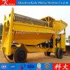 Drum Sieve Trommel Screen Mobile Gold Wash Plant