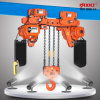 10t Low Headroom Electric Chain Hoist with Trolley (KSN10-04S)