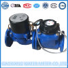 Dn50mm RF Card Smart Water Meter with Prepayment Function