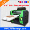 New Digital T-Shirt Printing Machine, DTG A3 T-Shirt Printer, DTG Printer for T-Shirt with High Resolution