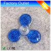 Custom Transparent Flip Fidget Spinner Quicksand Fingertip Gyro