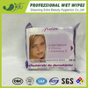 OEM Women Organic Cosmetic Removal Wipes