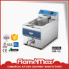Stainless Steel Kitchen Equipment Desktop Electric Fryer Restaurant Deep Fryers