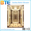 Luxuary Passenger Elevator with Gearless Tration Lift
