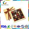 Custom-Make Chocolate Gift Box with Ribbon