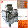 Multifunction Root and Leafy Vegetable Slicer Machine