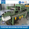 Frequency Control 3 Phase Welding Equipment for Oil Pressed Steel Radiator Fin Panel
