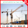 Qtz125 (6015) Max Load 8 Ton Self Climbing Tower Crane for Sale