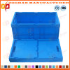 Foldable Plastic Crate Storage Container Vegetables Transport Turnover Box (Zhtb16)