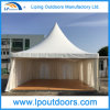 Outdoor High Peak Pagoda Tent Small Wedding Cocktail Marquee