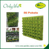 Onlylife Felt Economical Vertical Wall Planter Large Green Hanging Planter