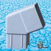 UPVC Square Rainwater System /UPVC Roof Drain