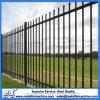 Australia Standard Black Powder Coated 2.1X2.4m Spear Top Steel Fence
