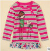 Wholesale Children Clothing Girl Cotton T-Shirt