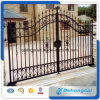 Newest Single Fan Wrought Iron Gate Designs