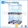 Wire Metal Stackable Storage Pallet Cages