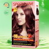 10 Minutes Hair Dye Color Cream Copper Red 8.34 30ml*2+5ml
